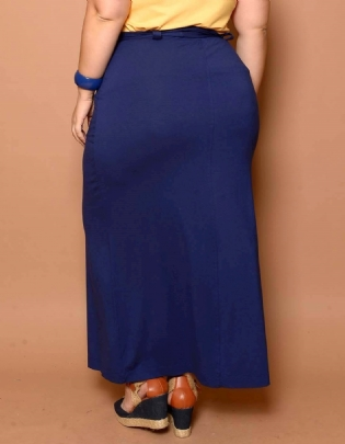 Saia Plus Size Monique - Palank