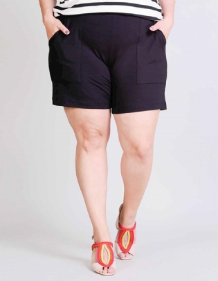 Shorts Plus Size Essencial - Palank