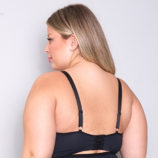 Sutiã Plus Size Lateral Larga - Palank