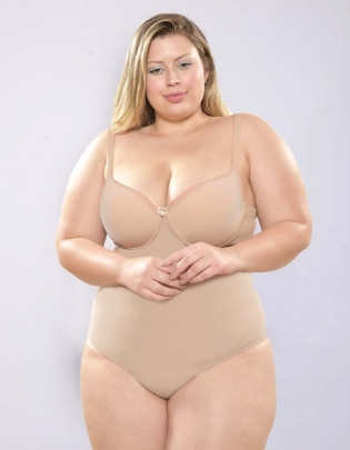 Body Plus Size Liso